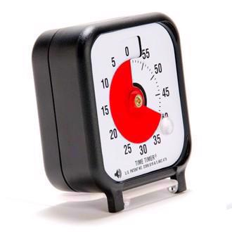 Time Timer Audio Pocket Version  (7,5 x 7,5 cm)
