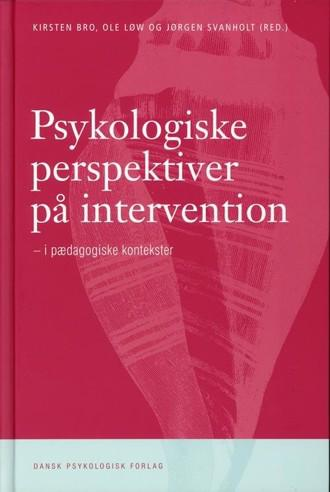 Psykolgiske perspektiver på intervention