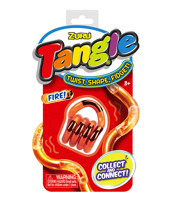 Tangle Crush Fire