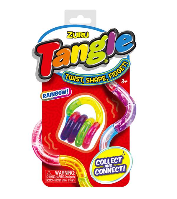 Tangle Crush Rainbow