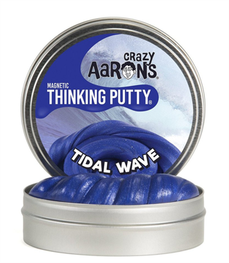 Thinking Putty - Tidal Wave 4 med magnet