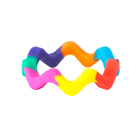 Chewigem Wave bangle Pride
